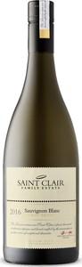 Saint Clair Wairau Reserve Sauvignon Blanc 2016 Bottle