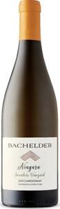 Bachelder Saunders Vineyard Chardonnay 2013, VQA Beamsville Bench, Niagara Escarpment Bottle