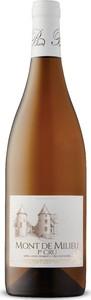 Domaine Besson Mont De Milieu 1er Cru Chablis 2014, Ac Bottle