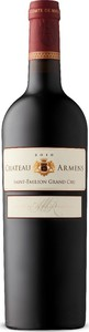 Château Armens 2010, Ap Saint émilion Grand Cru Bottle