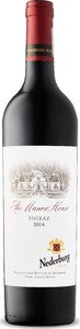 Nederburg Manor House Shiraz 2014, Wo Western Cape Bottle