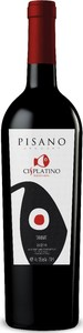 Cisplatino Tannat 2014, Progreso Bottle