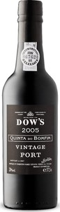 Dow's Quinta Do Bomfim Vintage Port 2005, Dop (375ml) Bottle