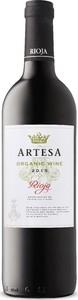 Artesa Organic 2015, Doca Rioja Bottle