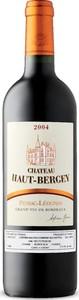Château Haut Bergey 2004, Ac Pessac Léognan Bottle