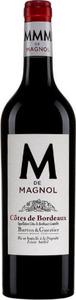 M De Magnol 2015, Côtes De Bordeaux Bottle
