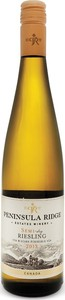Peninsula Ridge Estates Winery Semi Dry Riesling 2015, VQA Niagara Peninsula Bottle