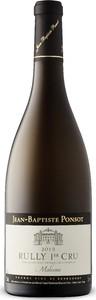 Jean Baptiste Ponsot Molesme Rully 1er Cru 2015, Ac Bottle