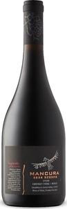Mancura Gran Reserva Syrah/Cabernet Franc/Merlot 2013, Casablanca Valley Bottle
