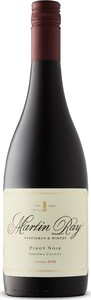 Martin Ray Pinot Noir 2015, Sonoma County Bottle