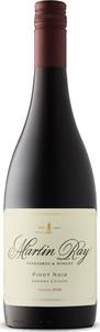 Martin Ray Pinot Noir 2015, Sonoma County Bottle