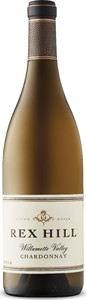 Rex Hill Seven Soils Chardonnay 2014, Willamette Valley Bottle