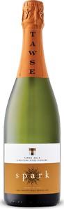 Tawse Spark Limestone Ridge Sparkling Riesling 2015, VQA Twenty Mile Bench Bottle