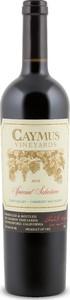 Caymus Special Selection Cabernet Sauvignon 2014 Bottle