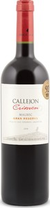 Callejón Del Crimen Gran Reserva Malbec 2014, Uco Valley, Mendoza Bottle
