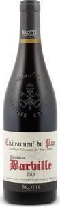 Domaine Barville Châteauneuf Du Pape 2015, Ac Bottle