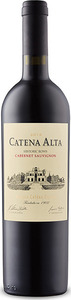 Catena Alta Historic Rows Cabernet Sauvignon 2014, Mendoza Bottle