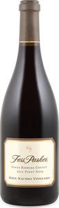 Fess Parker Bien Nacido Vineyard Pinot Noir 2014, Santa Barbara Bottle