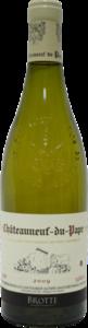 Brotte Châteauneuf Du Pape Blanc 2015, Ac Bottle
