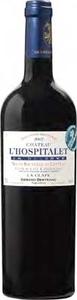 Château L'hospitalet La Réserve Rouge 2014, La Clape, Ac Coteaux Du Languedoc Bottle