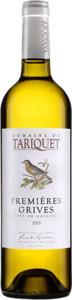Domaine Tariquet Les Premières Grives 2016 Bottle
