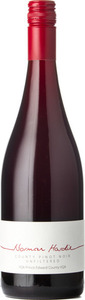 Norman Hardie County Unfiltered Pinot Noir 2016, VQA Prince Edward County Bottle
