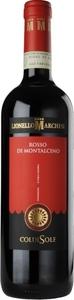 Marchesi Coldisole Rosso Di Montalcino 2015 Bottle