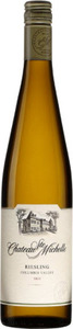 Chateau Ste. Michelle Riesling 2015, Columbia Valley Bottle