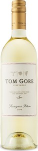 Tom Gore Sauvignon Blanc 2015, California Bottle