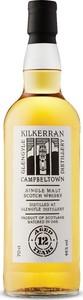 Kilkerran 12 Year Old Campbeltown Single Malt Scotch Whisky (700ml) Bottle