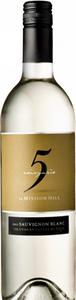 Mission Hill 5 Vineyards Sauvignon Blanc 2016, VQA Okanagan Valley Bottle