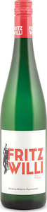 Fritz Willi Riesling 2015, Mosel Bottle