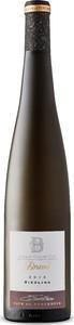 Cave De Turckheim Brand Riesling 2013, Ac Alsace Grand Cru Bottle