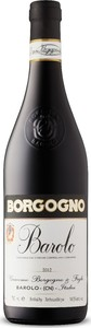 Giacomo Borgogno & Figli Barolo 2012 Bottle
