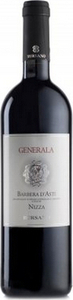 Bersano Barbera D'asti Nizza Doc Generala 2013 Bottle