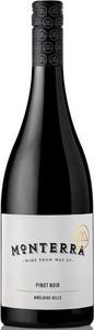 Monterra Adelaide Hills Pinot Noir 2015, Adelaide Hills, South Australia Bottle
