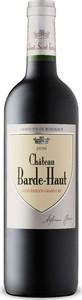 Château Barde Haut 2006, Ac Saint émilion Grand Cru Bottle