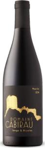 Domaine Cabirau Serge & Nicolas Maury Sec 2014 Bottle