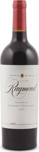 Raymond Reserve Cabernet Sauvignon 2014 Bottle