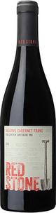 Redstone Cabernet Franc Redstone Vineyard 2014, Lincoln Lakeshore Bottle
