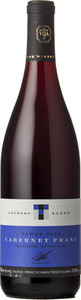 Tawse Growers Blend Cabernet Franc 2015, Niagara Peninsula Bottle