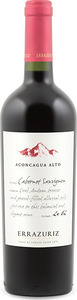 Errazuriz Aconcagua Alto Cabernet Sauvignon 2015, Aconcagua Valley Bottle