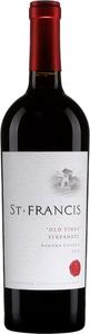 St Francis Old Vines Zinfandel 2013 Bottle