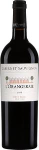L'orangeraie Cabernet Sauvignon 2016 Bottle