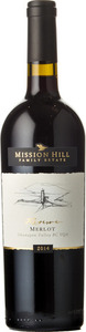 Mission Hill Reserve Merlot 2015, BC VQA Okanagan Valley Bottle
