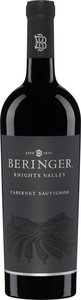 Beringer Knights Valley Cabernet Sauvignon 2015, Sonoma County Bottle