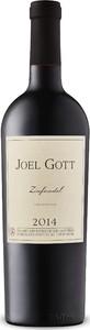 Joel Gott Zinfandel 2015, California Bottle