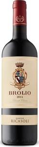 Ricasoli Brolio Chianti Classico 2015, Docg Bottle