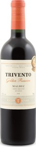 Trivento Golden Reserve Malbec 2014, Luján De Cuyo, Mendoza Bottle