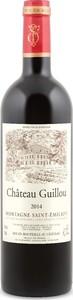 Château Guillou 2015, Ac Montagne Saint émilion Bottle
